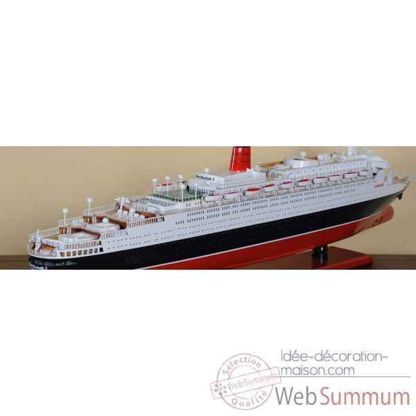 Paquebot queen elizabeth 80 cm Phileas Club