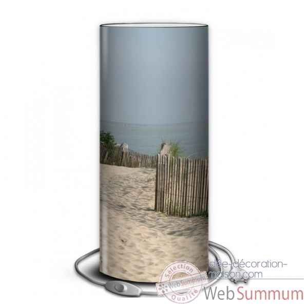 Lampe collection marine dune ganivelle -MA1357