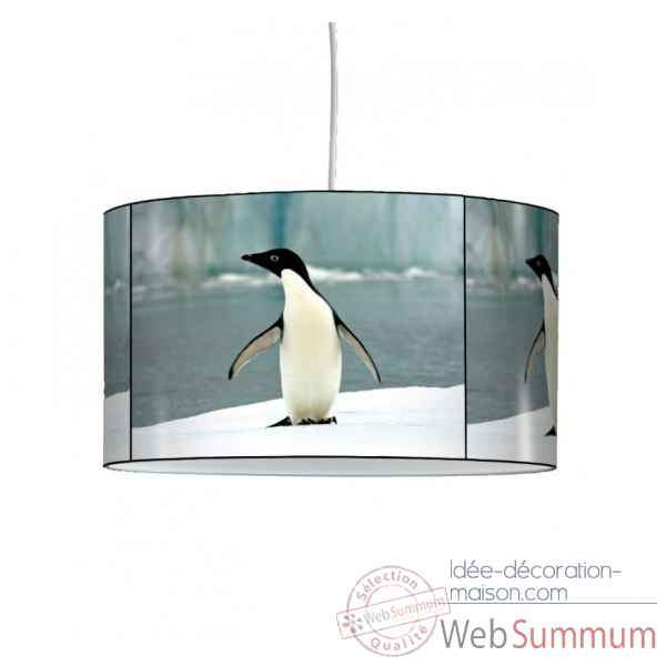 Lampe suspension animaux sauvages manchot -AS1210SUS