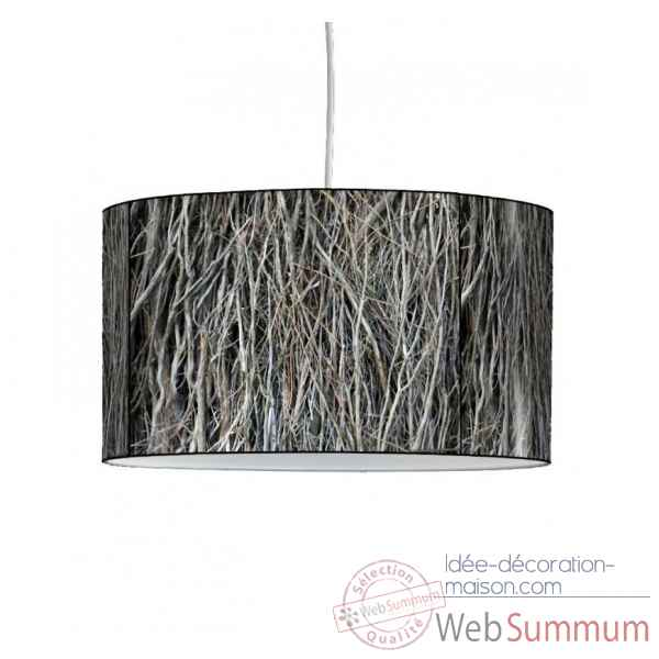 Lampe suspension collection matieres branches -MAT1332SUS