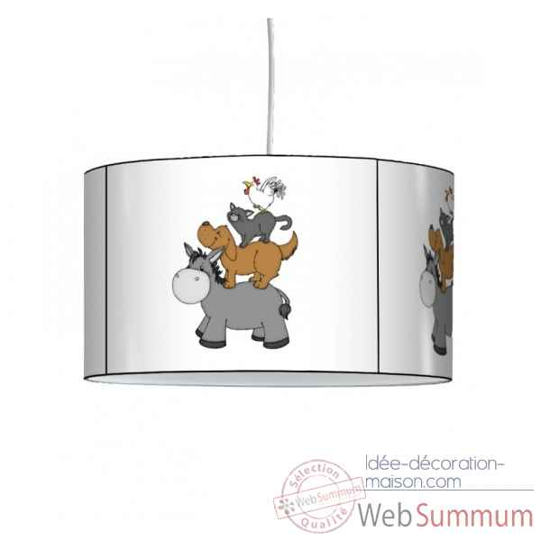Animaux Enfant Suspension Lampe Enfant En1416sus Suspension Lampe Animaux Nv8Onwm0