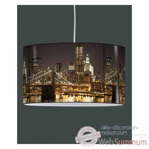 Lampe suspension new york brooklyn -VI1202SUS