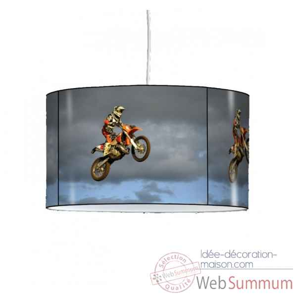 Lampe suspension sports et loisirs moto cross -SL1310SUS