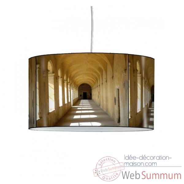 Lampe suspension sud abbaye -SU1206SUS
