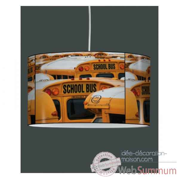 Lampe suspension tendance bus americains -TE1207SUS