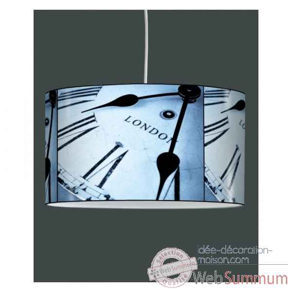 Lampe suspension tendance horloge de gare -TE1214SUS