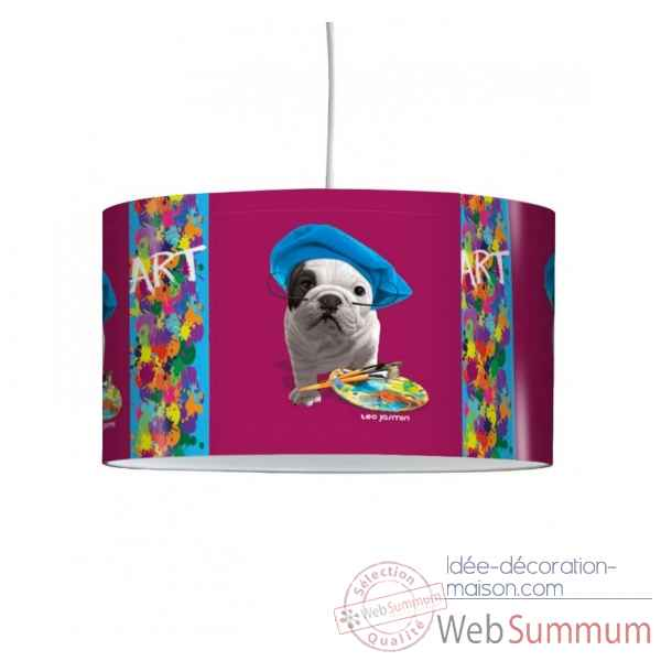 Lampe suspension teo jasmin artiste souris -TO1701SUS