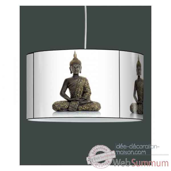 Lampe suspension zen design bouddha -ZE1312SUS