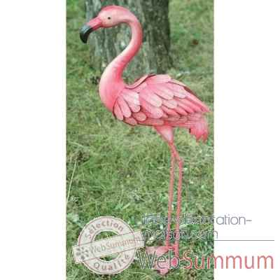 Flamant rose 88cm Riviera system -220000