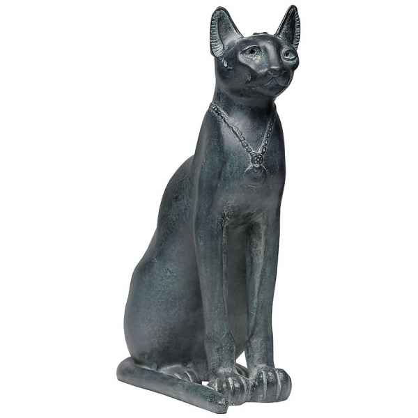 "Chatte de la deesse bastet ou ""chat au collier\"" Rmngp -RE000006"