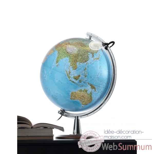 Globe De Bureau Atlantis 40 Gographique Lumineux Dans