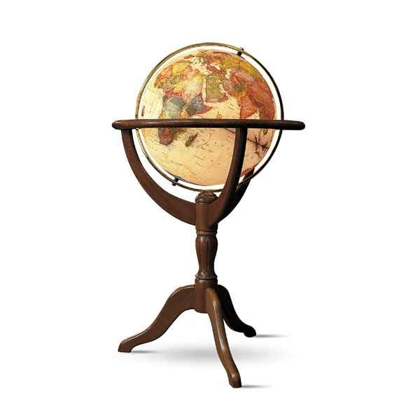 Globe lumineux jannine antique antique 50 cm (diametre) Sicjeg