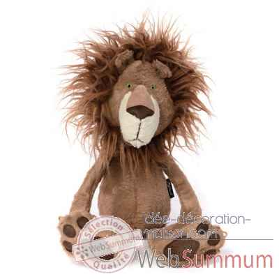 Peluche lion brave hair, beasts Sigikid -38715