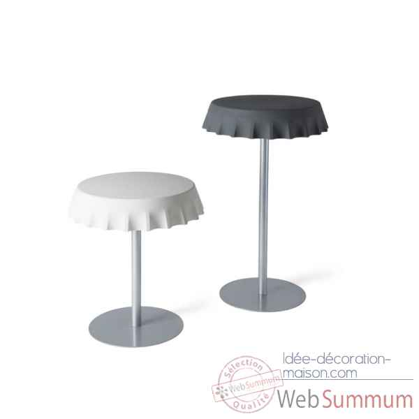 Table ronde design fizzz table SD FIZ070