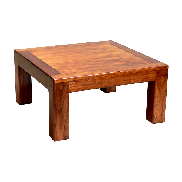 Table basse fabriqu en indon sie meuble d 39 indon sie for Meuble 80x80x40