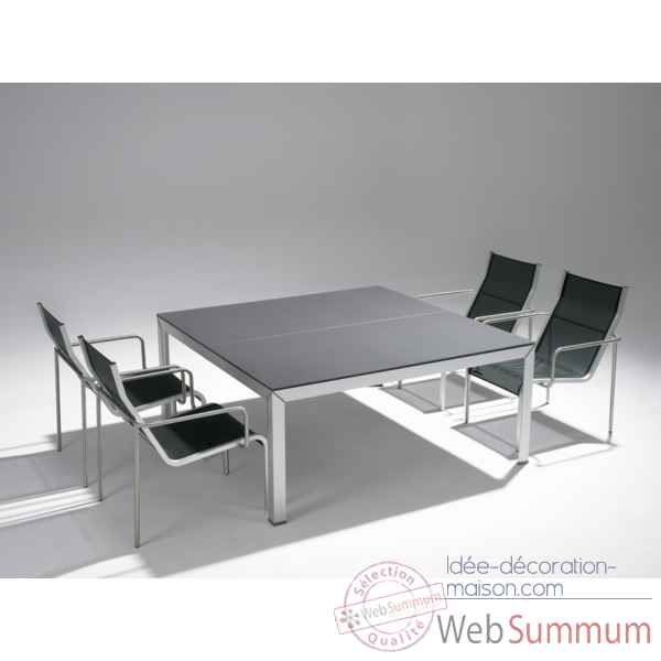 Table ExTempore Still Extremis Carree -STTV160-73