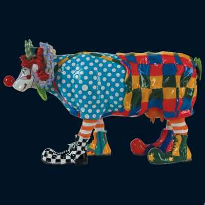 Vache Charlie the Clown Art in the City - 80621