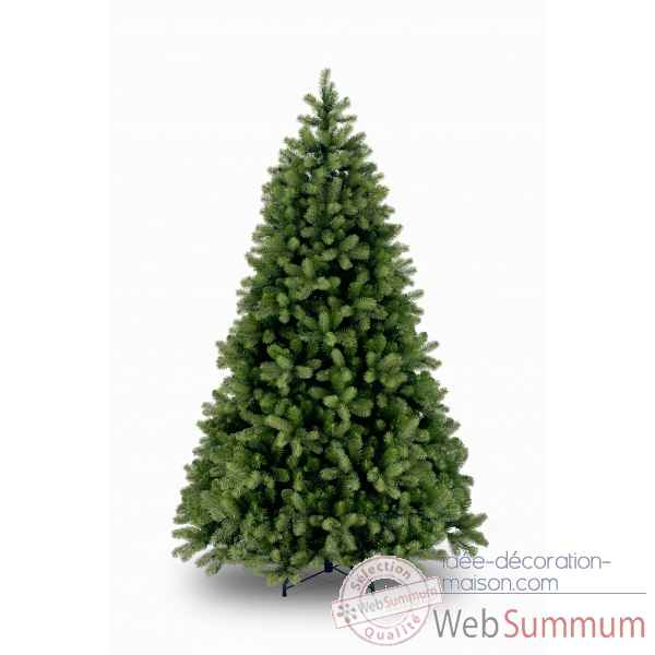 Sapin poly bayberry spruce hinged h152cm Van der Gucht -31HPEBY50