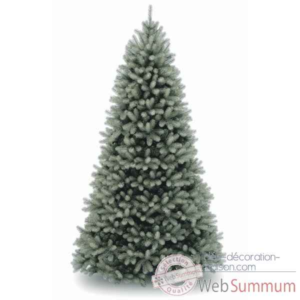 Sapin poly downswept douglas fir blue hook on h213cm Van der Gucht -31PEDB70