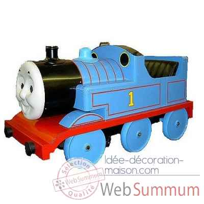 Voiture a pedales  locomotive grand modele  thomas et friends licence exclusive LP-002
