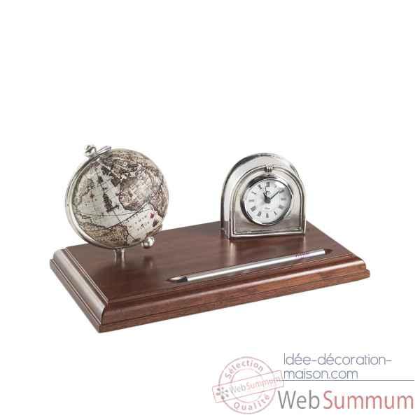 h lice d 39 avion pendule horloge 186 cm amfap157 de d coration marine amf dans horloge d cors. Black Bedroom Furniture Sets. Home Design Ideas